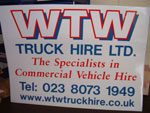 WTW Truck Hire Limited